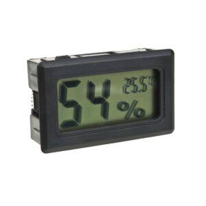 meranie teploty a vlhkosti