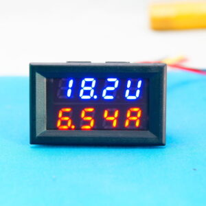 voltmeter s ampermetrom kombinovaný