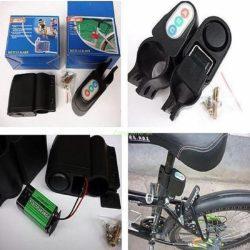 cyclo alarm na bike