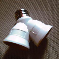 rozdvojka na žiarovky cena