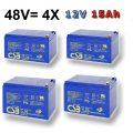 bateria pre elektropohon 48V