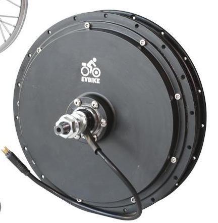 Motory pre elektrobicykel