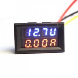 Voltmeter ampermeter