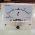 analógový ampermeter