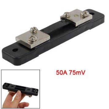 bočník 50A na ampérmeter