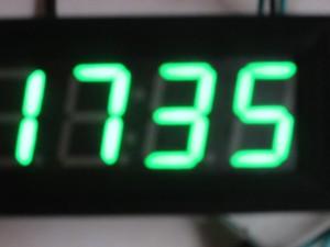 voltmeter 3v1 ukážka času