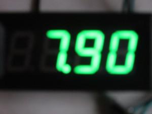 voltmeter 3v1 ukážka naätia-voltov