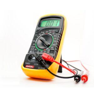 Multimeter pre elektrikarov