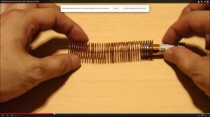 World's jednoduchy elektricky vlačik video