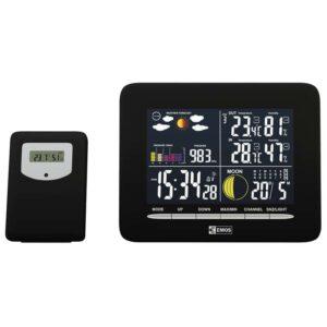 LCD domáca bezdrôtová meteostanica ES3318PS