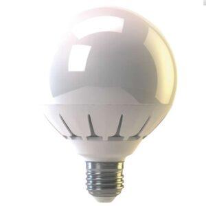LED žiarovka Globe 15W E27 teplá biela