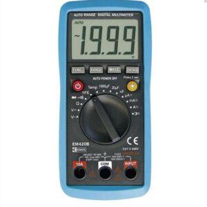 Merací prístroj - multimeter so sondami