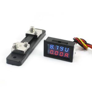 voltmeter ampermeter s bocnik
