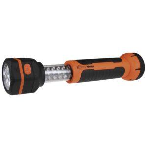 Nabíjacie svietidlo LED YL8018, 30 + 6 LED