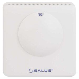 priestorovy termostat biely