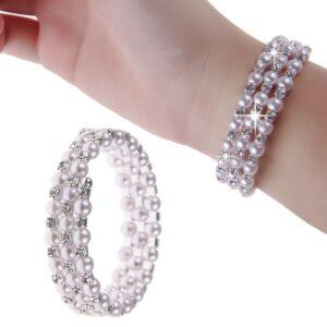 naramok na ruke perlicky a kristaliky