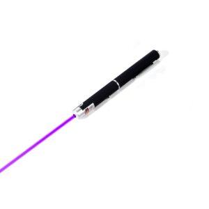 purpurový laser modry zabava