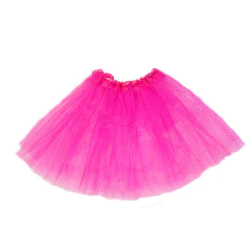 b70ce282759e Dolly tutu sukňa pre dievčatká sýte ružová - zarucene.sk
