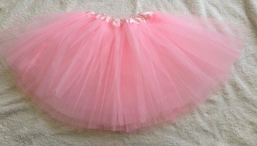 4a16d5521437 Dolly tutu sukňa pre dievčatká jemne ružová - zarucene.sk