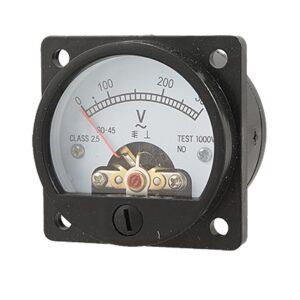 ručičkový voltmeter na striedavé napätie