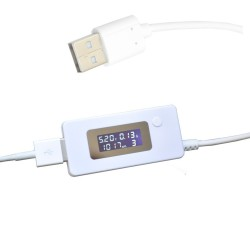 test kapacity batérie v mobile