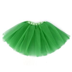 zelena tutu doly suknicka kupit v eshope