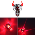 minotaurus - cerveny laser
