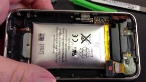 nafúknutá batéria na mobil