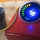 teplota vody budík do auta 12V voltmeter cena eshop predaj