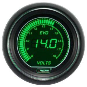 voltmeter budik tuning do auta
