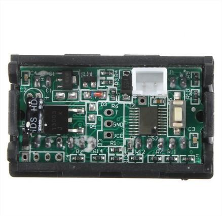 zadna strana voltmeter cena