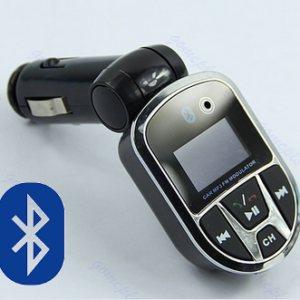 fm transmitter bluetooth stereo handsfree
