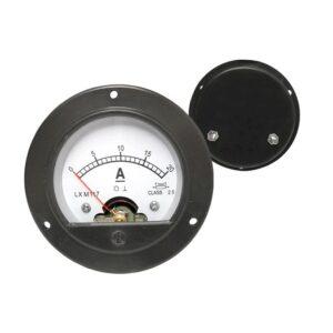 ampermeter analogovy 20A jednosmerny prúd