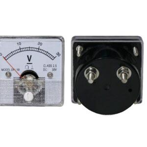 analogovy voltmeter cena 30V predaj