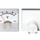 minivoltmeter analogovy cena predaj