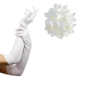 svadobne rukavicky melissa pre nevestu, na svadbu
