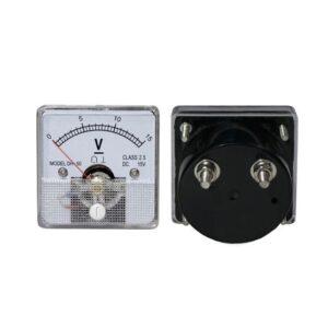 voltmeter ručičkovy anavogovy cena eshop