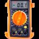Multimeter elektricky napetie odpor prud ac dc