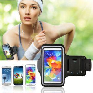športove puzdro pre mobil na rameno