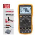 multimeter na meranie frekvencie