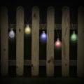solarne lampičky do záhrady závesné