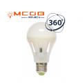 Mcob žiarovka LED front