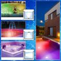Vodotesné osvetlenie bazéna